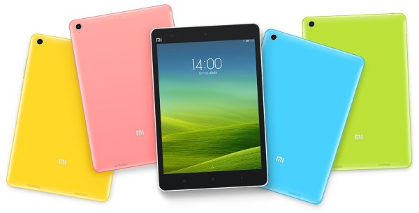 xiaomi mipad colors