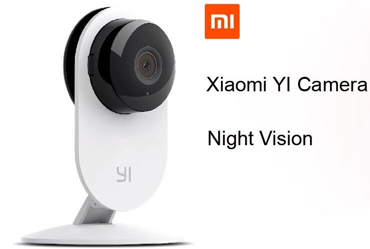 xiaomi yi ip camera wireless-wifi-hd-720p